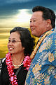 Alan and ann arakawa.JPG