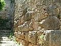 Alanya - Festungsberg - Nordbastion - Reste der hellenistischen Burg der Stadt Korakesion - panoramio.jpg