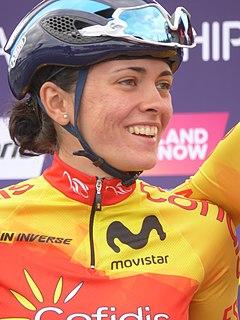 Alba Teruel Ribes Spanish cyclist