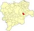 Albacete Pétrola Mapa municipal.png
