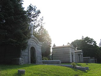 Albany Rural Cemetery - Image: Albany Rural Cemetery 20