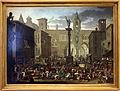 Alessandro magnasco e collaboratore, mercato (il mercato del verziere), 1733 circa 01.JPG