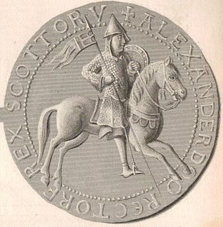 Alexander I of Scotland King of the Scots
