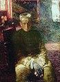 Alexander Kerensky by I.Repin (1917).jpg