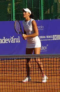 Alexandra Cadanţu at BCR Open Romania Ladies 2011.jpg