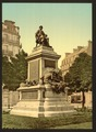 Alexandre Dumas' monument, Paris, France-LCCN2001698550.tif
