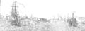 Alexandrie Voyage d'Egypte et de Nubie 5 par Norden 1795 detail.png