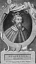 Nagy Alfréd király