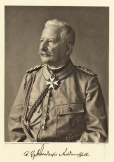 Prussian Field Marshal
