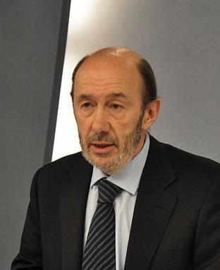 Alfredo Pérez Rubalcaba 2010