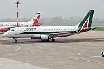 Alitalia Cityliner, EI-RDI, Embraer ERJ-175STD (25976092464).jpg