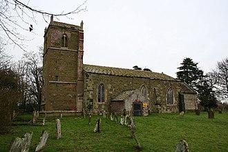 Maltby le Marsh - Image: All Saints' church, Maltby le Marsh, Lincs. geograph.org.uk 108092