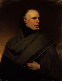 Allan Cunningham, Gemälde von Henry Room, um 1840 (Quelle: Wikimedia)