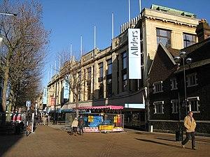 Allders - Allders Croydon, in 2010