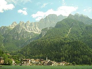 Alleghe Comune in Veneto, Italy