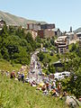 Alpe d'Huez - Tour de France 2008.jpg