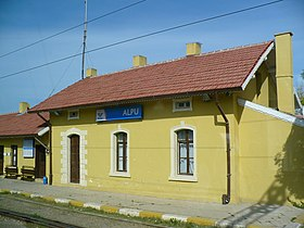 Alpu Train Station.JPG