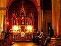 Altar lateral Iglesia San Francisco de Castro.jpg