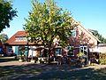 Alte Schule Mardorf mit östlichem ältesten Teil.jpg