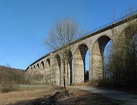 Altenbeken Viaduct.