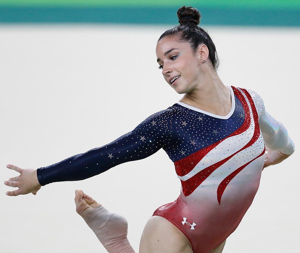 Aly Raisman Rio 2016