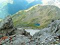 Am Gipfel der Schlicker Seespitze - Blick Richtung Westen.jpg