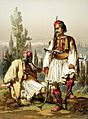 Amadeo Preziosi Albanians Mercenaries in the Ottoman Army.jpg