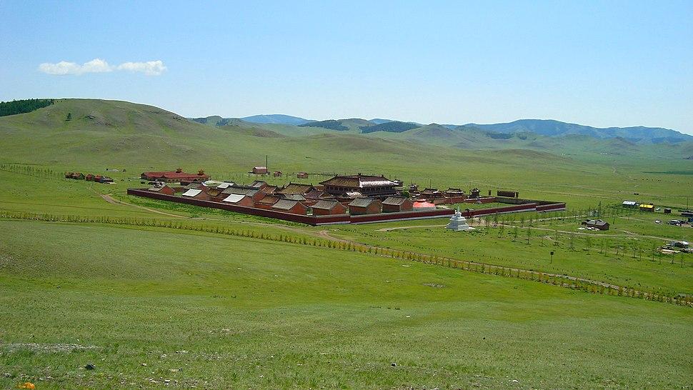 Amarbayasgalant monastery - panoramio