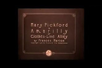 Fichier:Amarilly of Clothes - Line Alley (1918).webm