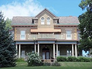 Bridge Avenue Historic District