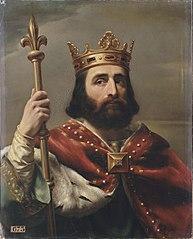 Pépin III, dit le Bref, roi des Francs (714-768)