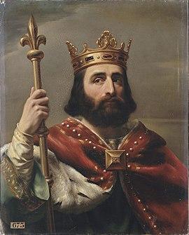 Pippin III., Fränkisches Reich, König
