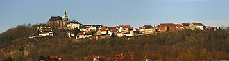 Amöneburg - View of the town from the east