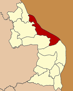 Amphoe location in Nakhon Phanom Province
