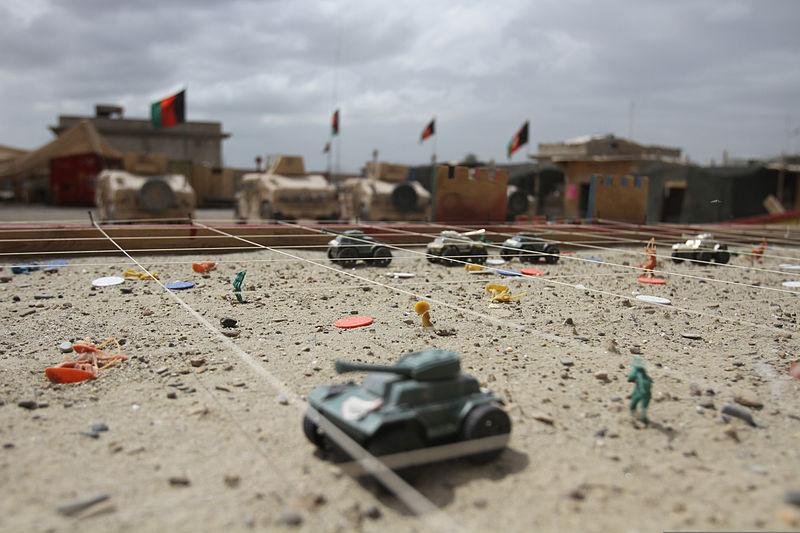 Community Terrain Catalogue - Forum - DakkaDakka |Sand Table Kit Rotc Army