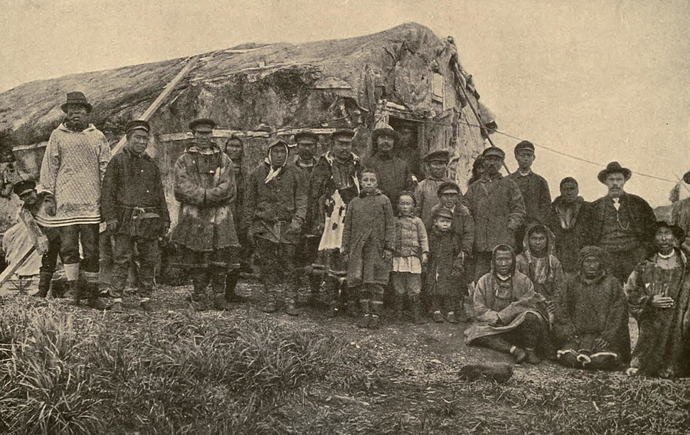 Anadyr residents 1906