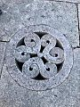 Ancient Roman manhole cover - Amman.jpg