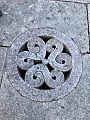 Ancient Roman manhole cover - Amman.jpg