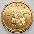 Andorra 10 Diners 2009 1 10 Unca Au.JPG