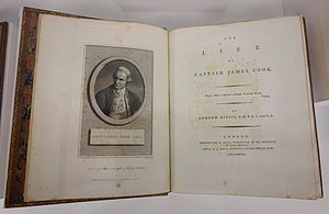 Andrew Kippis - The Life of Captain James Cook, London, 1788