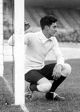 Ángel Bossio - Ángel Bossio at the Olympics 1928