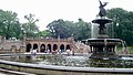 Angel of the Waters Fountain and Bethesda Terrace, Central Park, NYC.jpg