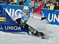 Annamari Chundak FIS World Cup Parallel Slalom Jauerling 2012.jpg