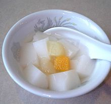 ... almond bean curd recipe bean curd tarts chinese almond tofu iced bean