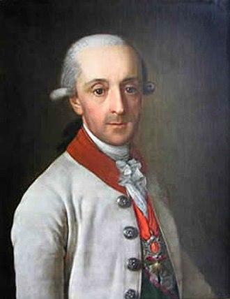 Anton I, Prince Esterházy - Image: Anton Ester