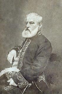 Antonio José de Irisarri Guatemalan statesman, journalist, and politician; Interim Supreme Director of Chile