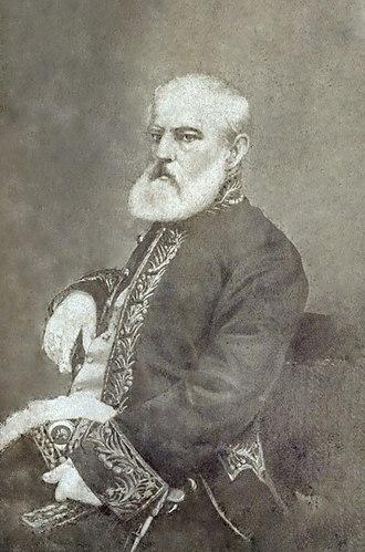 Supreme Director of Chile - Image: Antonio de Irisarri