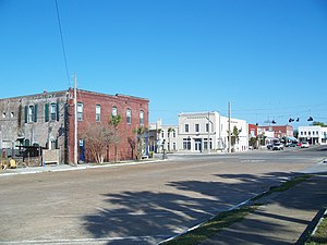 National Register of Historic Places listings in Franklin County, Florida - Image: Apalachicola HD street 01