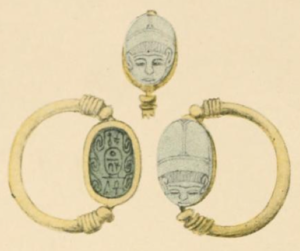 Percy Newberry - Scarabs: an introduction to the study of Egyptian seals and signet rings, by Percy Newberry