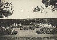 Approach to the homestead through the garden at Coochin Coochin, 1920.jpg
